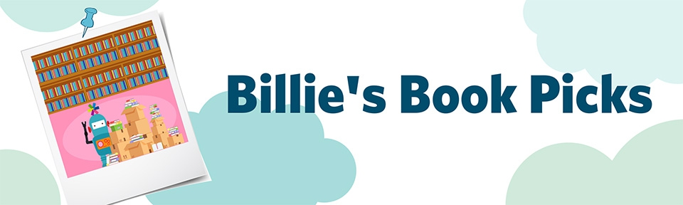 Banner: Billie's Book Picks